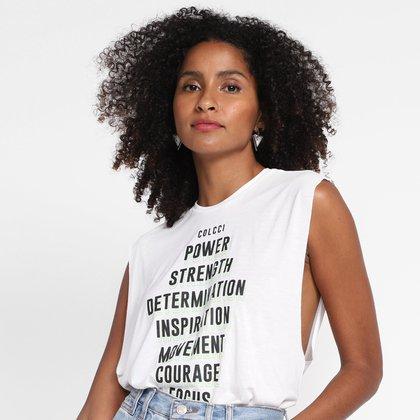 Regata Colcci Power Feminina