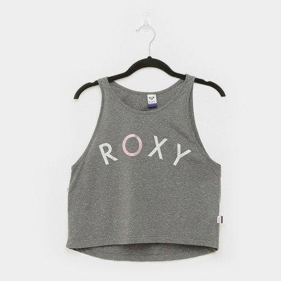 Regata Cropped Roxy Shine Feminina