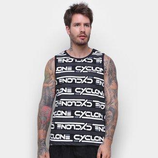 Regata Cyclone Fashion Masculina