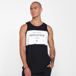 Regata Industrie Estampada Masculina