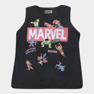Regata Infantil Marvel Toy Masculina