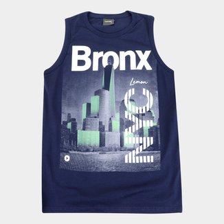 Regata Juvenil Lemon Bronx Nova York Masculina