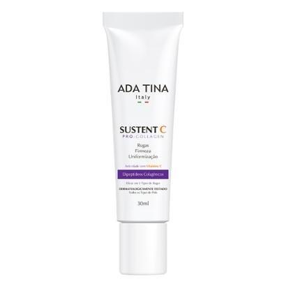 Rejuvenescedor Facial Ada Tina Sustent C Pro Collagen 30ml
