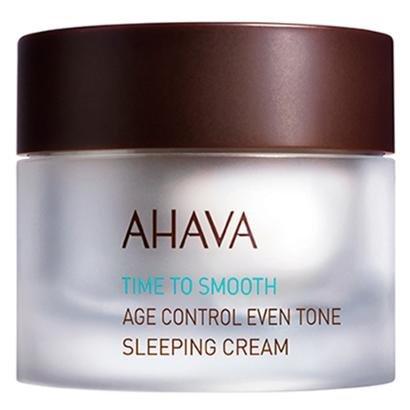 Rejuvenescedor Facial Ahava - Age Control Even Tone Sleeping Cream 50ml