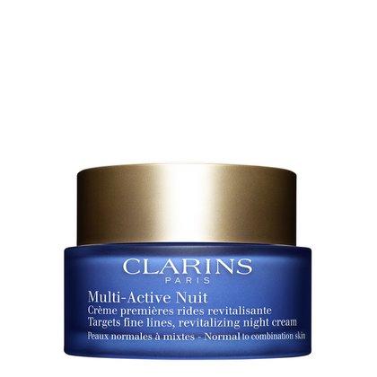 Rejuvenescedor Facial Clarins Multi-Active Nuit Legère 50ml