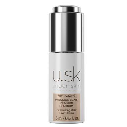 Rejuvenescedor Facial Under Skin Precious Elixir Infusion Platinum 15ml