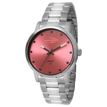 Relógio Analógico Mormaii Mo2035Ft-3T Feminino-Feminino