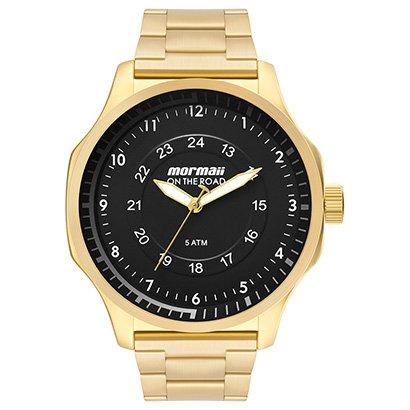 Relógio Analógico Mormaii Mo2035Gz-4D Masculino