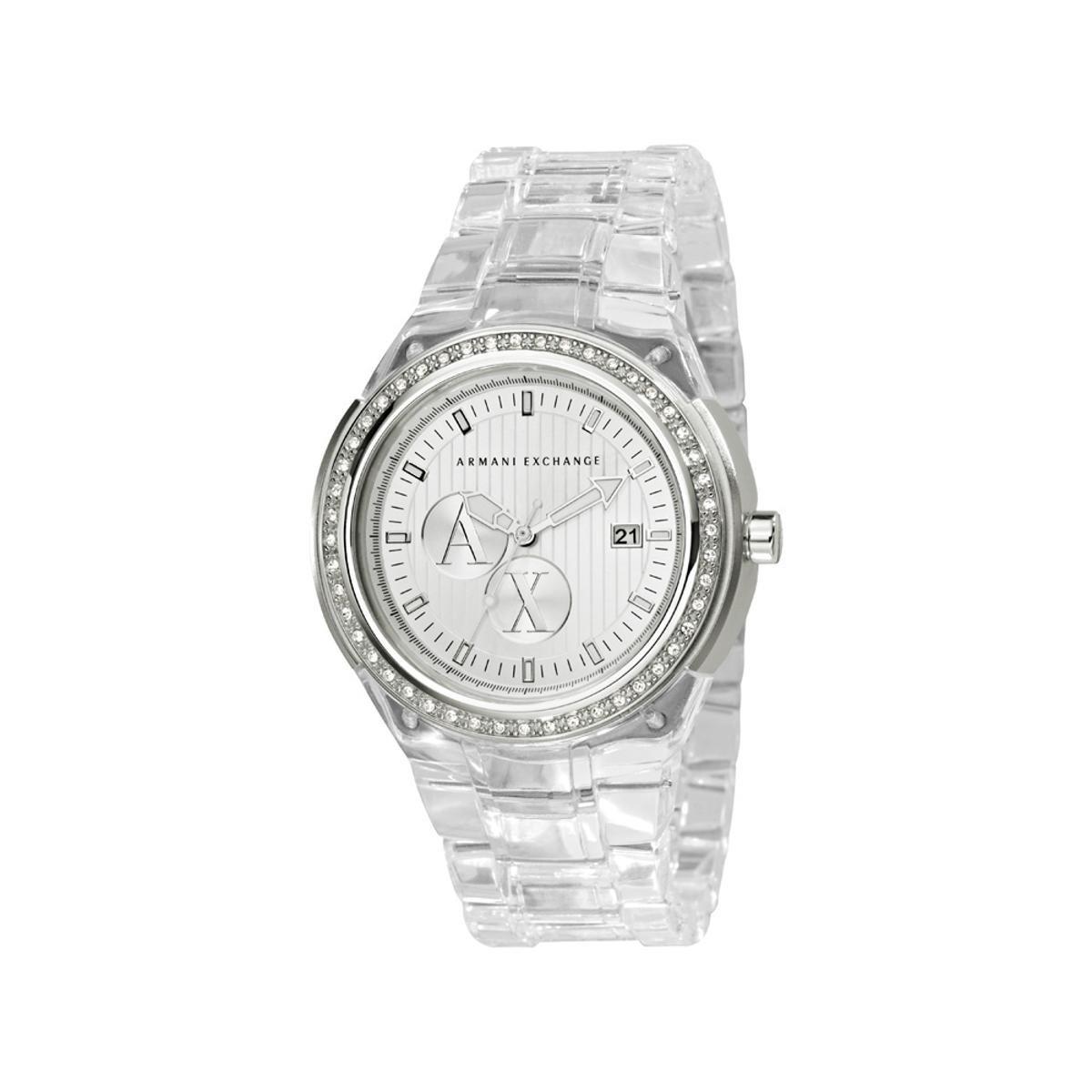 Relógio Armani Exchange Feminino Transparente - UAX5056 N UAX5056 N ... 79249888b2