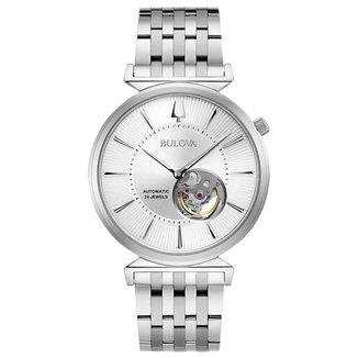 Relógio Bulova Masculino Aço - 96A235