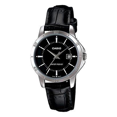 Relógio Casio Collection Analógico Ltp-V004L Feminino-Feminino