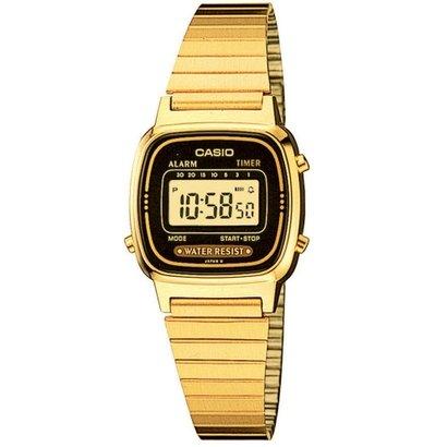 Relógio Casio Feminino Vintage La670Wga-1Df-Feminino