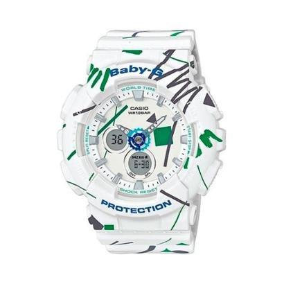 Relogio Casio G-Shock Baby-G BA 120SC 7ADR Feminino