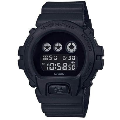 Relógio Casio G Shock Digital Dw6900Bb1Adr Masculino