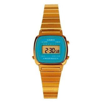 Relógio Casio La670wga-2df