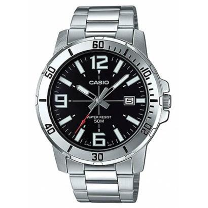 Relógio Casio Masculino - Masculino-Preto