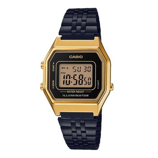 Relógio Casio Vintage Digital LA680WEGB Feminino