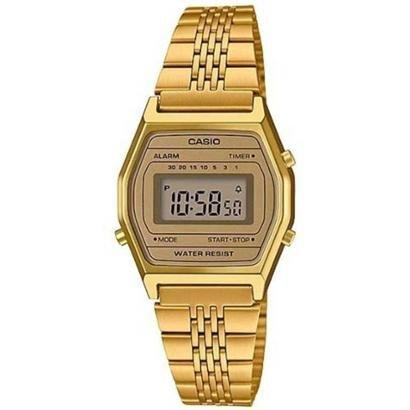 Relógio Casio Vintage La690Wga-9Df Feminino-Feminino