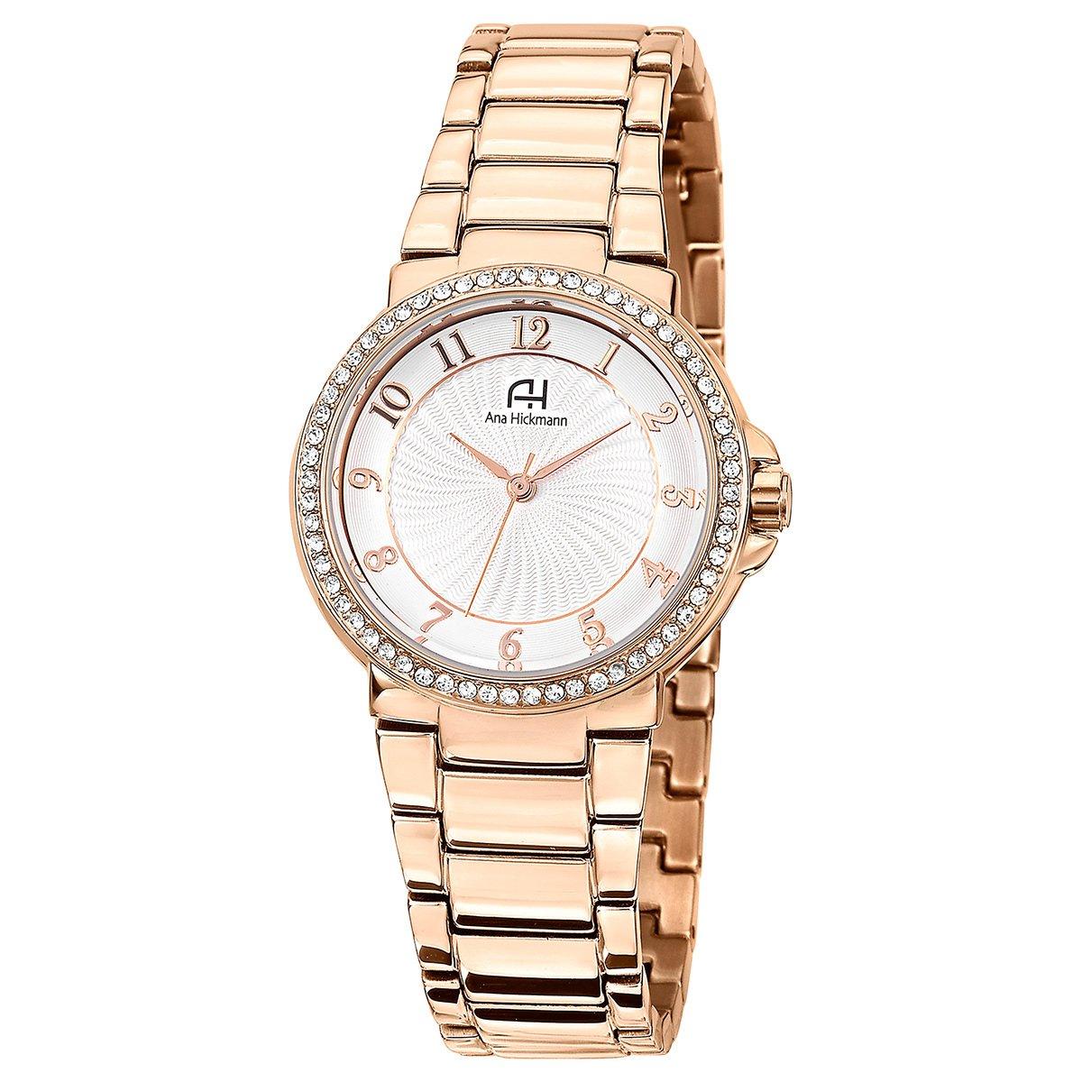 ... Relógio Champion Analógico AH28633Z Feminino - Compre Agora Zattini  410676476db9c1  Relógio Feminino Technos Crystal 2035MLH 4X Pulseira Aço ... 416dd14e58