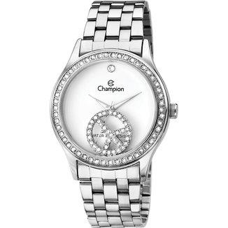 Relógio Champion com pingente-CH2578