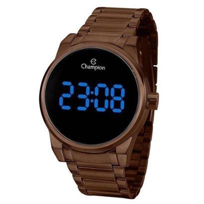 Relógio Champion Digital Ch40124r Feminino