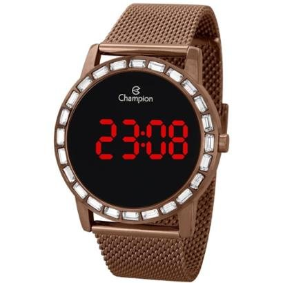 Relógio Champion Digital Ch40160r Feminino
