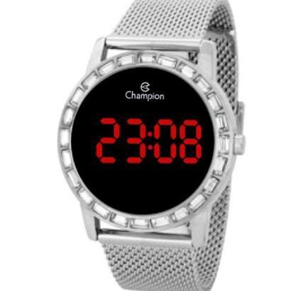 Relógio Champion Digital Ch40160t Feminino