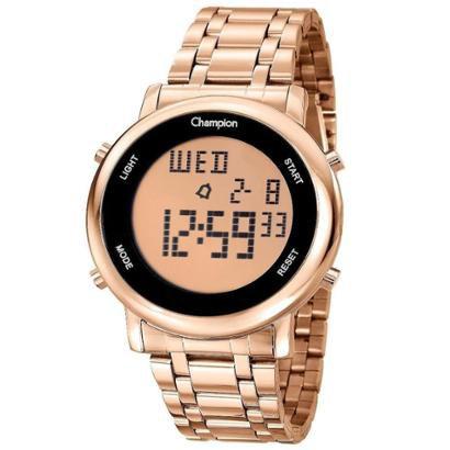 Relógio Champion Digital Ch40213z Feminino
