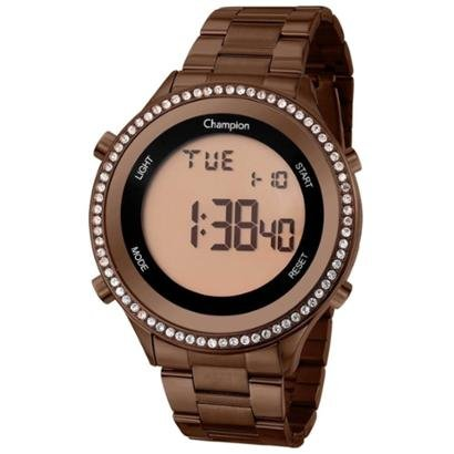 Relógio Champion Digital Ch40222r Feminino
