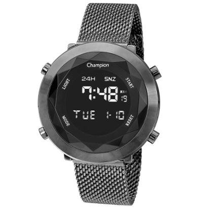Relógio Champion Digital Ch48028c Feminino