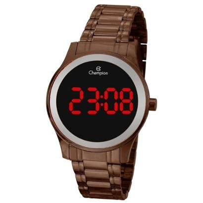 Relógio Champion Digital Ch48046r Feminino
