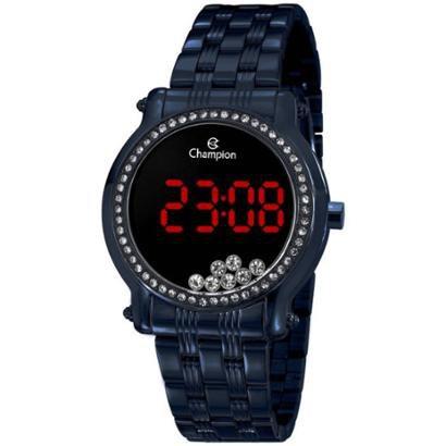 Relógio Champion Digital Ch48055a Feminino