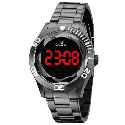 Relógio Champion Digital Ch48073c Feminino