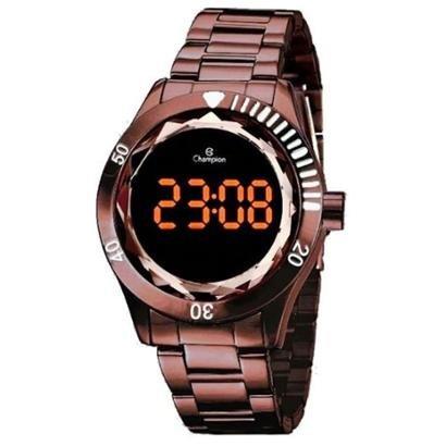 Relógio Champion Digital Ch48073r Feminino