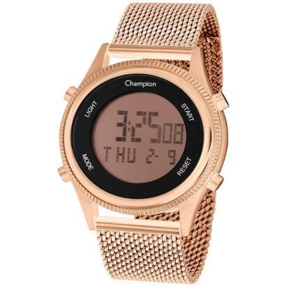 Relógio Champion Digital Ch48082z Feminino