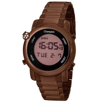 Relógio Champion Digital CH48126O Feminino