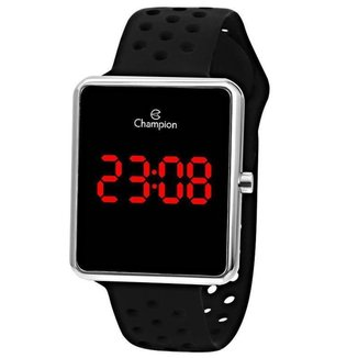 Relógio Champion Digital Led Feminino - CH40081T