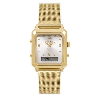 Relógio Condor Analógico & Digital COBJ3718AB/4K Feminino