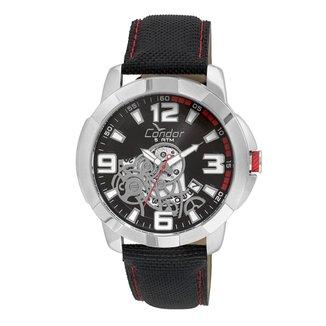 Relógio Condor Analógico CO2415BK Masculino
