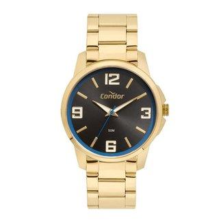 Relógio Condor Casual Speed Dourado COPC21JAU4P Masculino