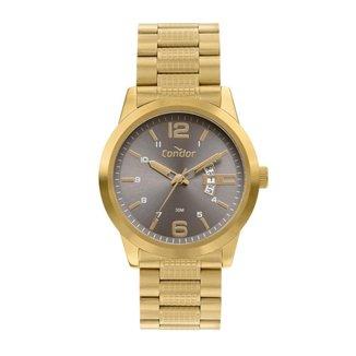 Relógio Condor Casual Speed Dourado COPC32BC4C Masculino