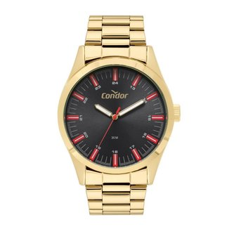Relógio Condor Classic Dourado COPC21AEFBK4C Masculino
