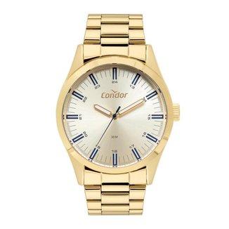 Relógio Condor Classic Dourado COPC21AEFCK4X Masculino