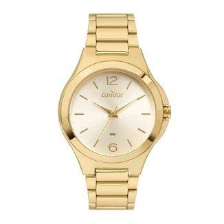 Relógio Condor Classic Dourado COPC21JCL4X Feminino