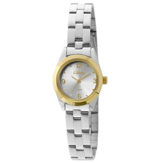 Relógio Condor Co2035Kky/5K - Prata