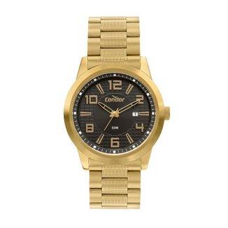 Relógio Condor Co2115Kwz/4D 46Mm Aço Masculino