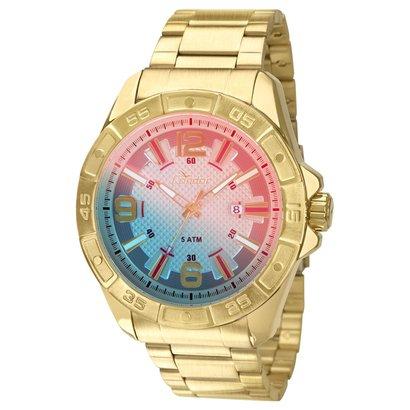 Relógio Condor Dourado - Masculino