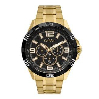 Relógio Condor Esportivo Civic Dourado CO6P29JNS4P Masculino