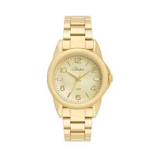 Relógio Condor Feminino Bracelete CO2035KUE/K4D - Dourado CO2035KUE/K4D