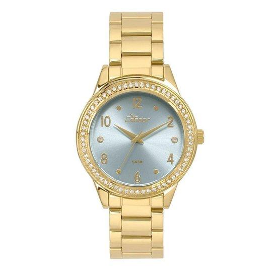 Relógio Condor Feminino Bracelete CO2036KUI/K4A CO2036KUI/K4A - Dourado